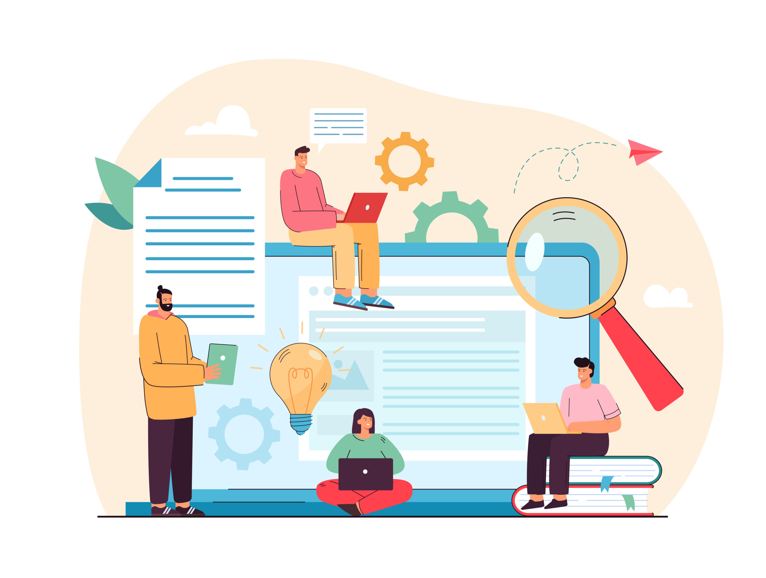 Jenfivn-Lợi ích và bất lợi của doanh nghiệp SMEs khi thuê freelancers